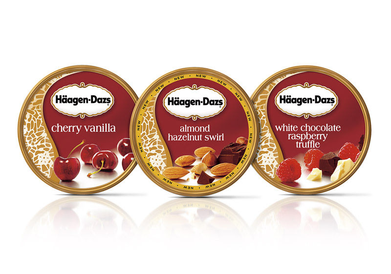 photo relating to Haagen Dazs Coupon Printable named 3 Haagen-Dazs Ice Product Printable Discount codes Coupon Insane Sisters